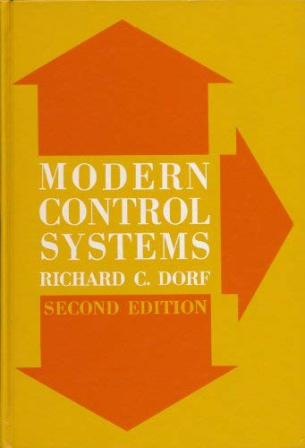 Modern Control Systems (Electrical Engineering): Dorf, Richard C.