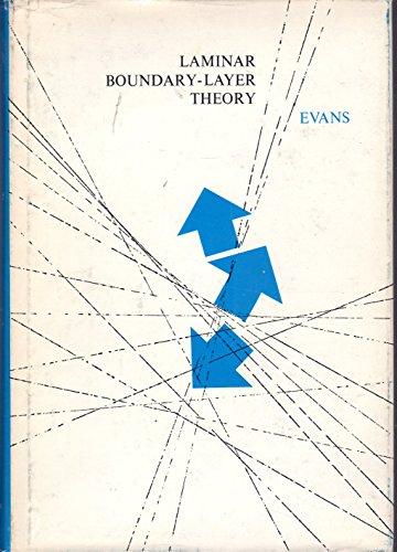 9780201018950: Laminar Boundary-Layer Theory.