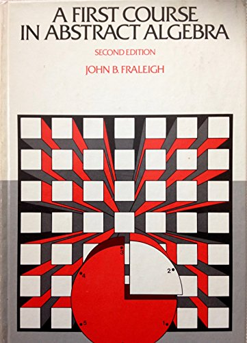A First Course In Abstract Algebra Fraleigh Pdf