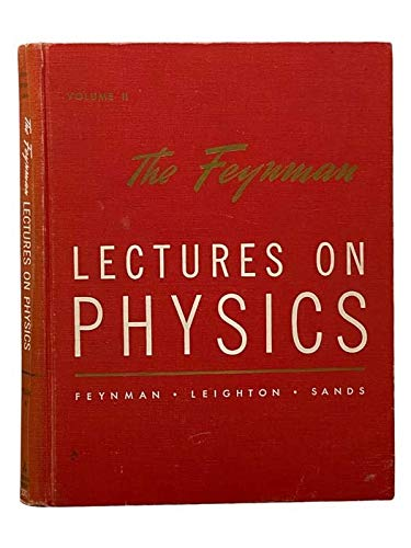 9780201020113: Feynman Lectures on Physics, Volume 2: Mainly Electromagnetism and Matter