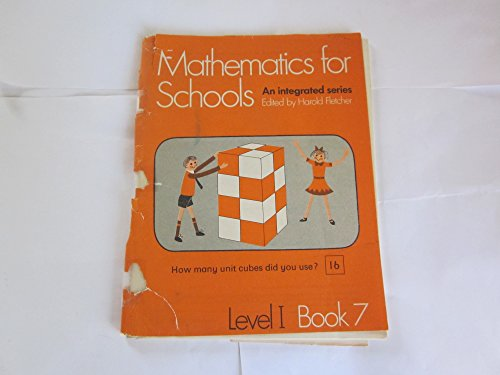 Mathematics for Schools: Level 1, Bk. 7: Harold Fletcher