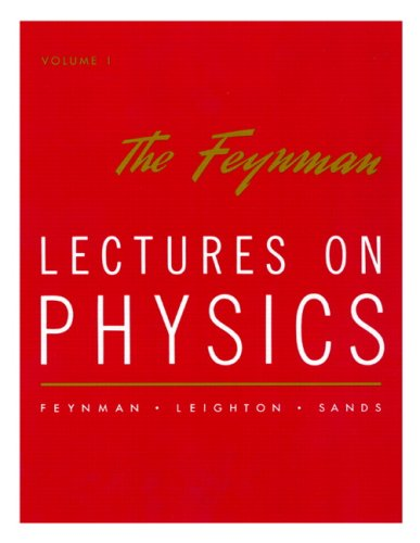 9780201021165: The Feynman Lectures on Physics, Vol. 1: Mainly Mechanics, Radiation, and Heat
