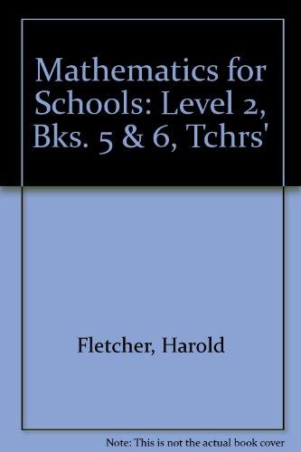Mathematics for Schools- An Integrated Series- Level: Harold FLETCHER/Arnold HOWELL