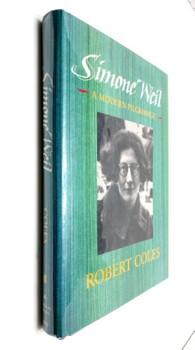 9780201022056: Simone Weil (Radcliffe biography series)