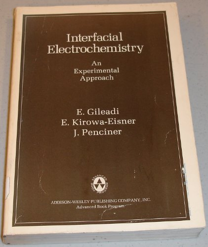 9780201023985: Interfacial electrochemistry: An experimental approach