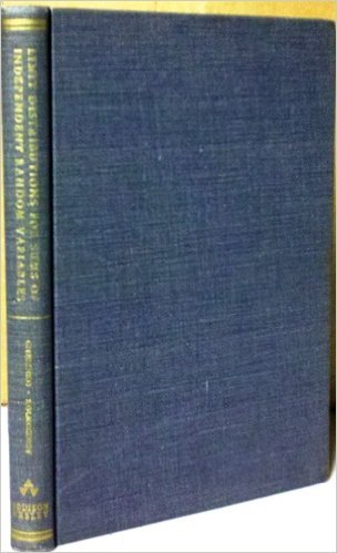 Limit Distributions for Sums of Independent Random: B.V. Gnedenko, A.