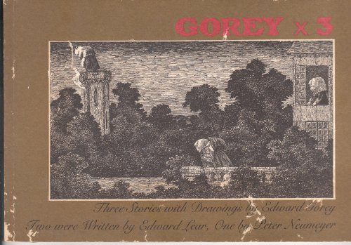 Gorey x 3: The Jumblies, The Dong: Edward Gorey) LEAR,