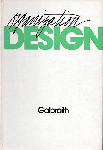 9780201025583: Organization Design
