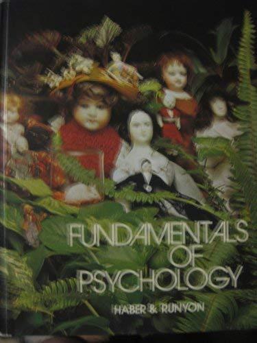 9780201026740: Fundamentals of Psychology