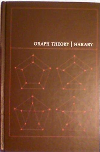 9780201027877: Graph Theory