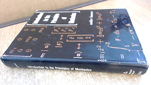 9780201028126: Introduction to the Principles of Mechanics
