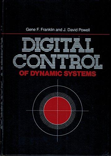 9780201028911: Digital Control of Dynamic Systems