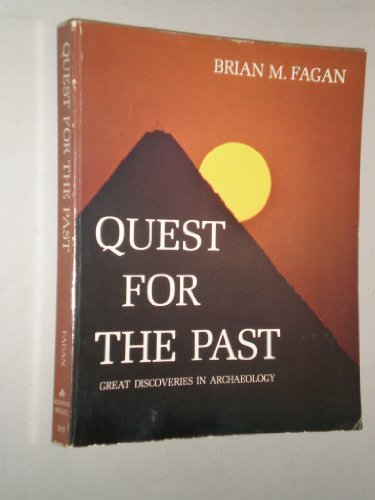 9780201031126: Quest for the Past: Great Discoveries in Archaeology