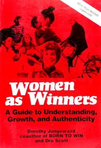 9780201034356: Women As Winners: Transactional Analysis For Personal Growth