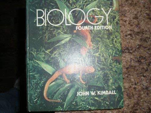 9780201037616: Biology, Fourth Edition