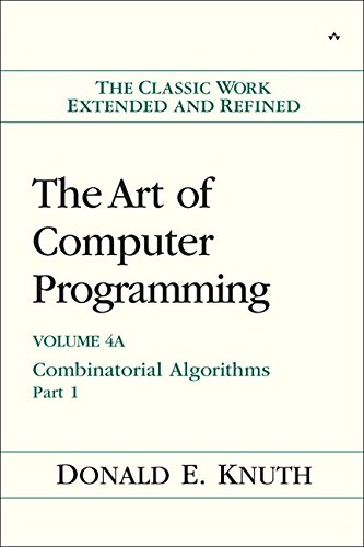 9780201038040: The Art of Computer Programming - Volume 4A: Combinatorial Algorithms 1: v. 4 (Series in Computer Science & Information Processing)