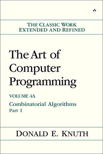 9780201038040: Art of Computer Programming: Combinatorial Algorithms: 4
