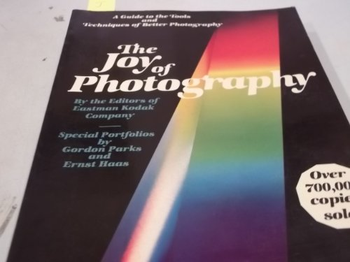 9780201039153: The Joy of Photography