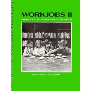 9780201043020: Workjobs II: Number Activities for Early Childhood