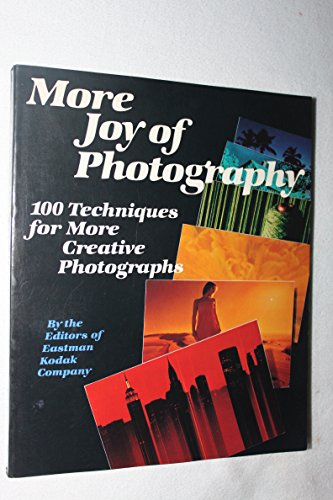 Stock image for More Joy of Photography for sale by Bayside Books