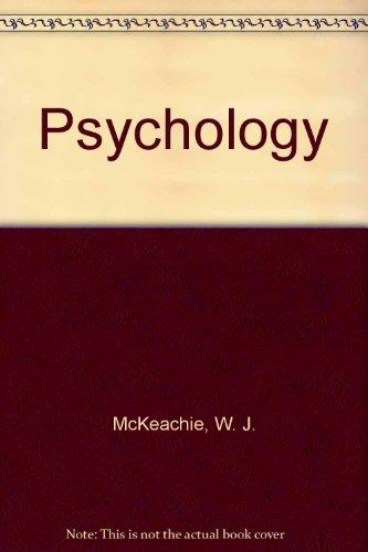 9780201046083: Psychology