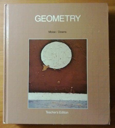 9780201050295: Geometry Teacher's Edition