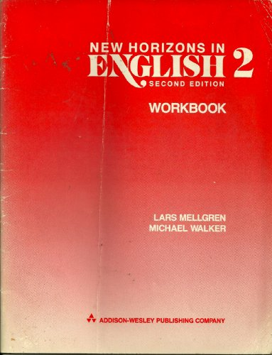 9780201050592: New Horizons in English, Book 2