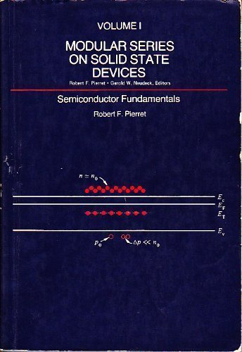 9780201052879: Modular Series on Solid State Devices