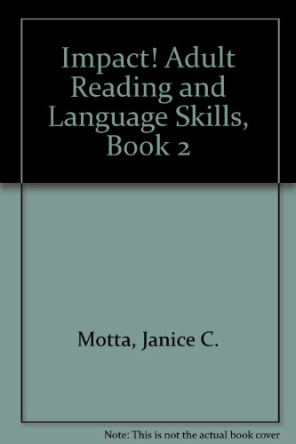 9780201053135: Impact! Adult Reading and Language Skills, Book 2