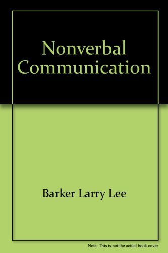 9780201053364: Nonverbal communication