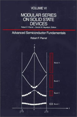 9780201053388: Advanced Semiconductor Fundamentals (Modular Series on Solid State Devices)