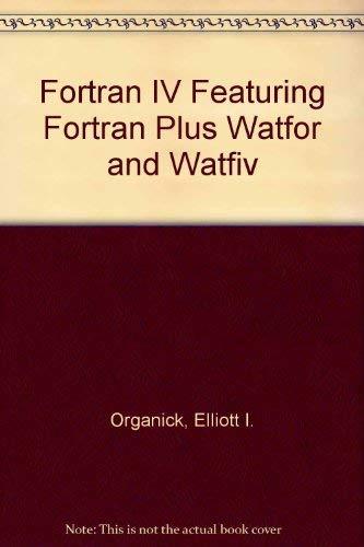 Watfiv compiler