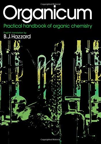 9780201055047: Organicum; practical handbook of organic chemistry