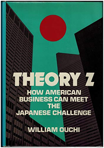 9780201055245: Theory Z: How American Business Can Meet The Japanese Challenge