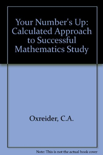 9780201055269: Your Numbers Up: A Calculated Approach to Success