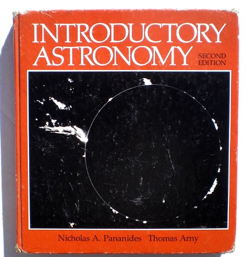 9780201056747: Introductory Astronomy (Addison-Wesley series in physics)