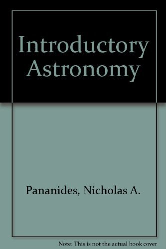 9780201056754: Introductory Astronomy