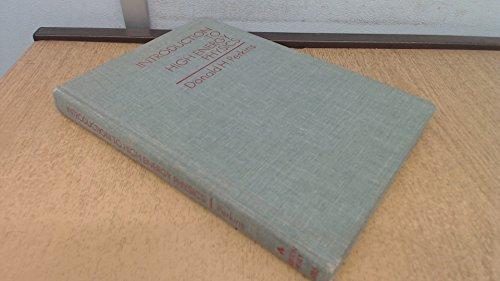 An Introduction to High Energy Physics: Donald H. Perkins