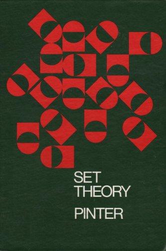 Set Theory: Pinter, Charles