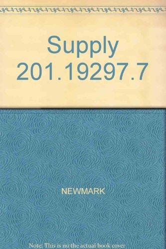 9780201058857: Supply 201.19297.7
