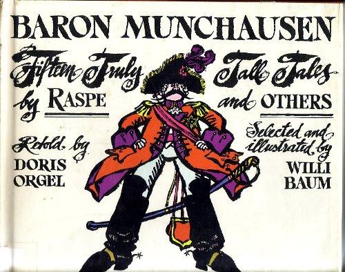 9780201062953: Baron Munchausen: Fifteen Truly Tall Tales