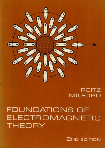 9780201063349: Foundations of electromagnetic theory