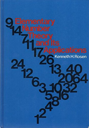 9780201065619: Elementary Number Theory and Its Applications