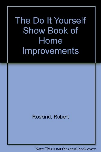 9780201065732: The Do It Yourself Show Book of Home Improvements