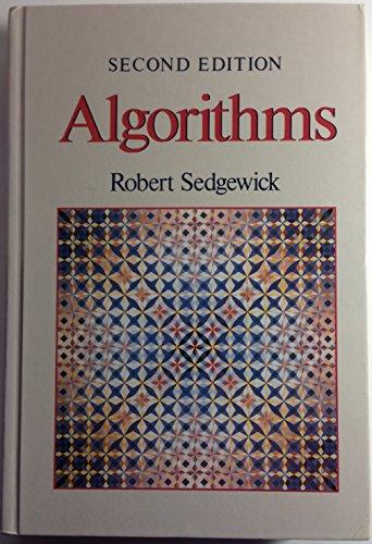 Algorithms: Robert Sedgewick