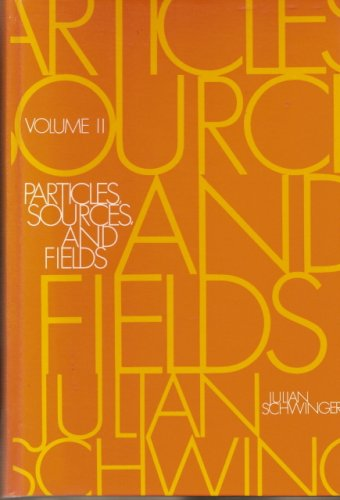 9780201067835: Particles, Sources, and Fields - Volume II (v. 2)