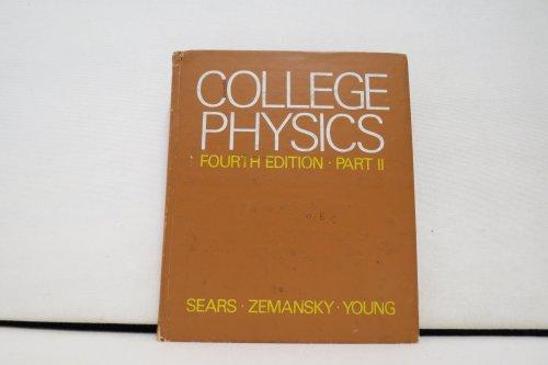 9780201068924: College Physics