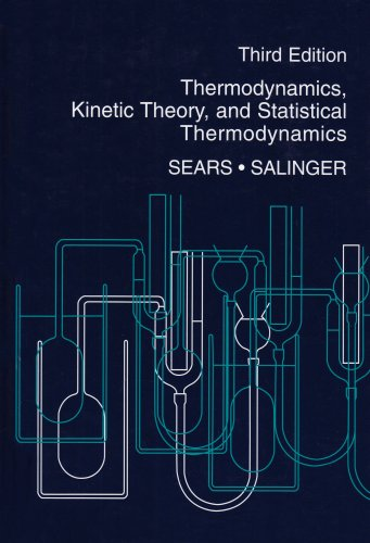 9780201068948: Thermodynamics, Kinetic Theory, and Statistical Thermodynamics (3rd Edition)