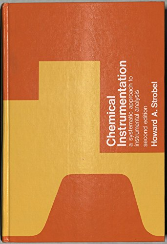 9780201073010: Chemical Instrumentation (Addison-Wesley Series in Chemistry)