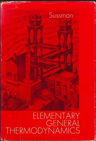 9780201073584: Elementary General Thermodynamics (Addison-Wesley Series in Chemical Engineering)